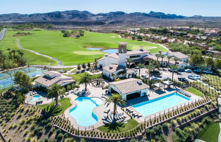 Del Webb at Lake Las Vegas 55+ Communities in Las Vegas