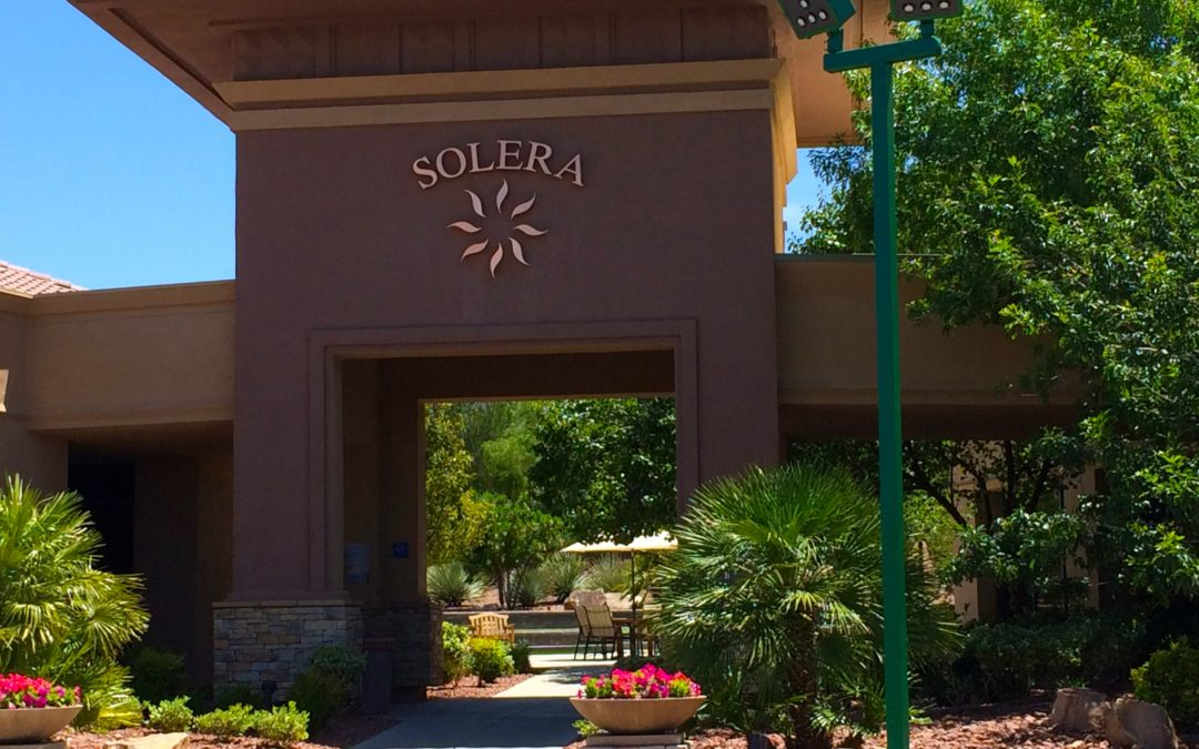 Solera at Anthem 55+ Communities in Las Vegas